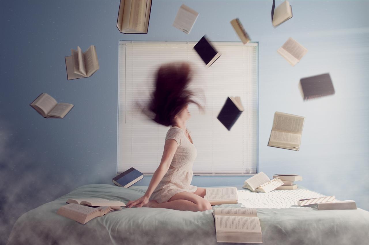 Nie czytasz? Nie będziem się kochać, sory