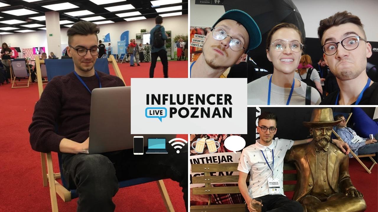 Influencer Live Poznań – tu spotyka się Internet. Było warto?