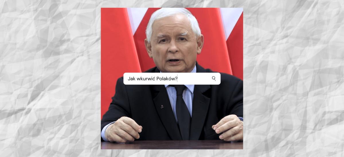 Jak wkurwić, skłócić i podzielić Polaków?